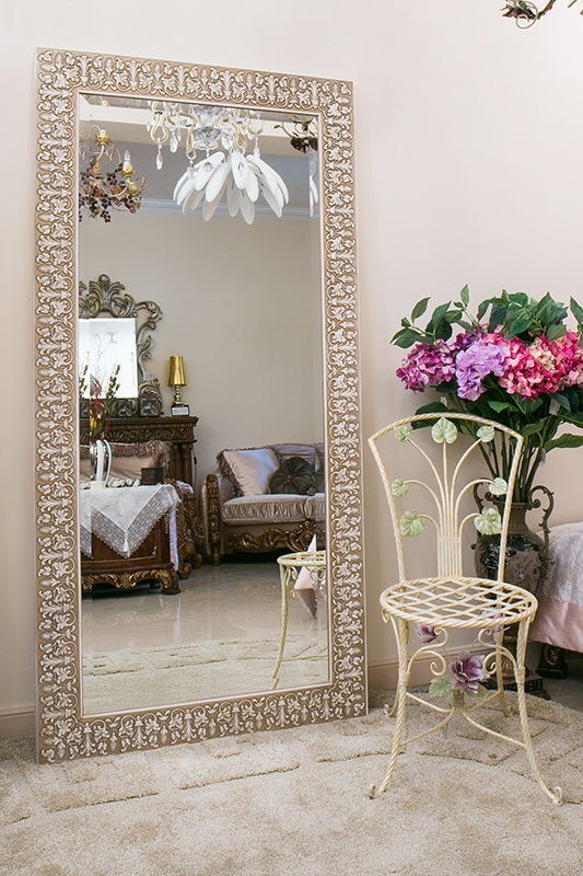 Фото зеркал в раме интерьер фото